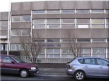 TQ7407 : Telephone Exchange, Buckhurst Road, Bexhill by Bill Johnson