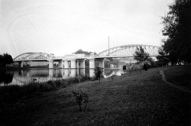 Railway Bridge over the River Shannon