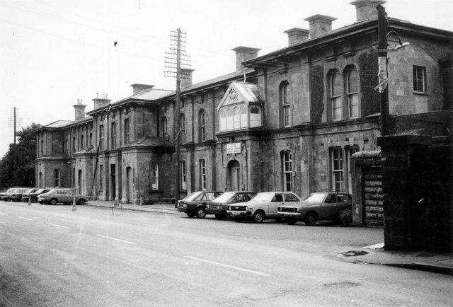 Athlone Station