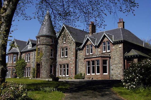 Persie House, Bridge of Cally, Blairgowrie.