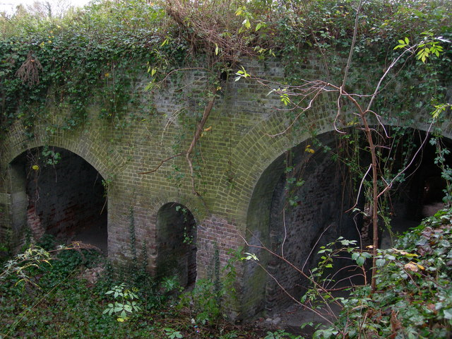Old Fortifications, Brompton