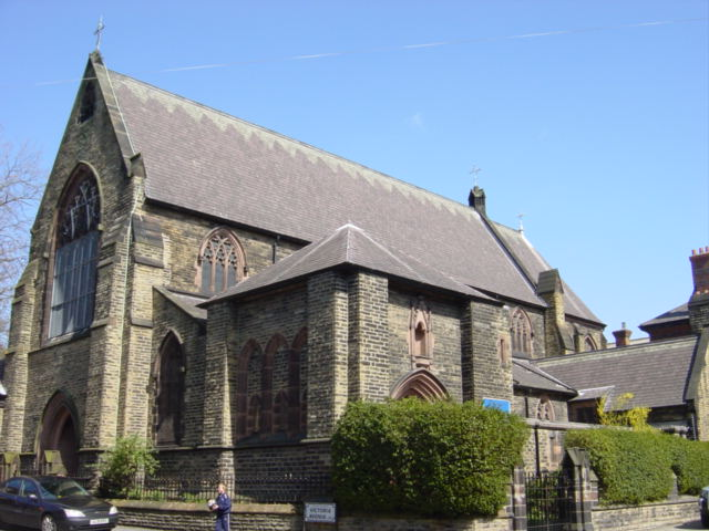 Our Lady of Good Help, Chestnut Grove, Wavertree