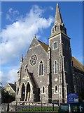 ST8026 : Gillingham Methodist Church by NDN