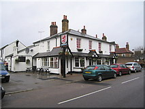 TQ1667 : The Red Lion - Thames Ditton by Bob Parkes