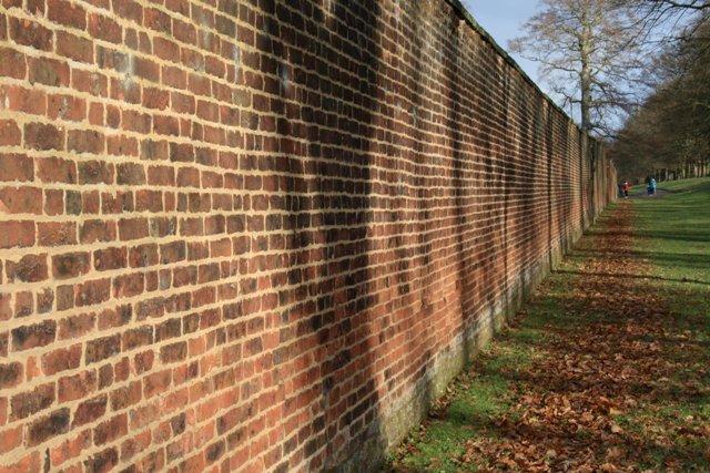 Wall, Gibside