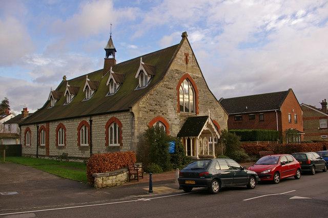 St Philips Church, Nutley Lane