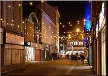 J3474 : Ann Street, Belfast by Albert Bridge