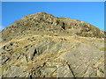 NY4209 : Threshthwaite Crag by William Bartlett