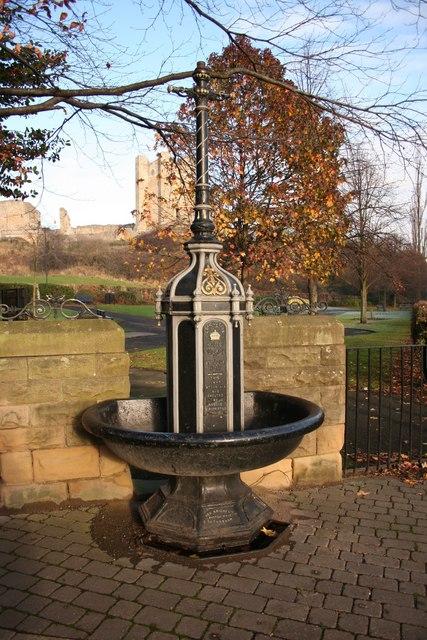 Coronation Fountain