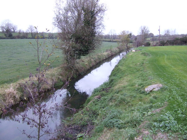 River Sow - view upstream