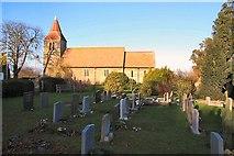 TL3278 : All Saints Church, Pidley by Bob Jones