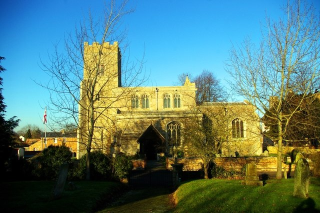 St John the Baptist's church, Wistow