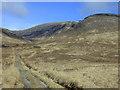 NN2543 : Lower slopes of Beinn Toaig by Nigel Brown