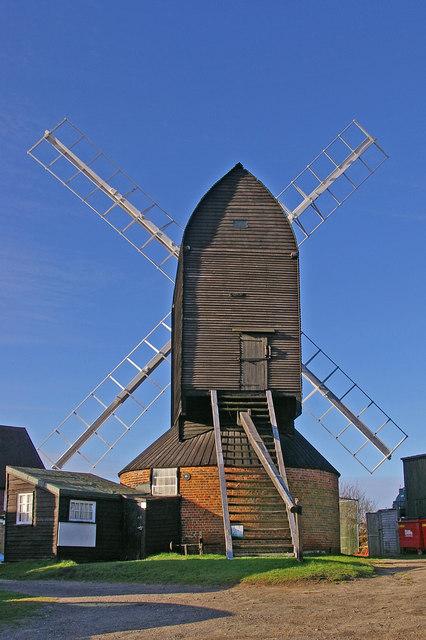Reigate Heath Windmill aka The Mill Church