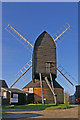 TQ2350 : Reigate Heath Windmill aka The Mill Church by Ian Capper