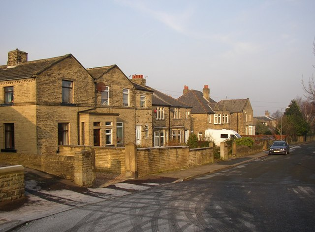 Houses, Crowtrees Lane, Rastrick