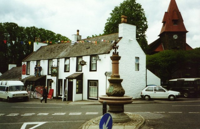 St. John's Town of Dalry
