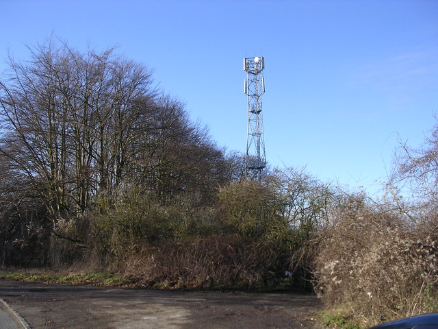 Communications Mast, Glympton