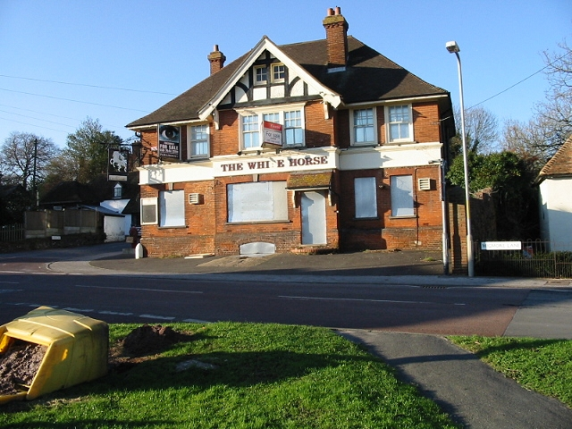 The White Horse on Wigmore Lane