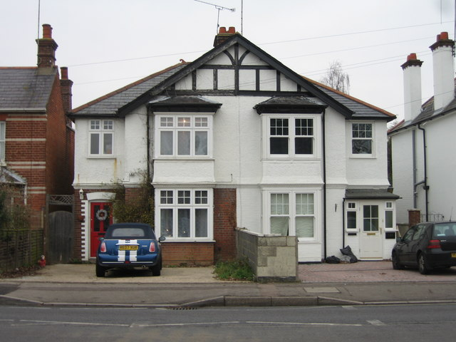 Winchester Road housing