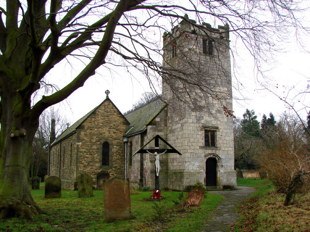St Helen's Church, Amotherby