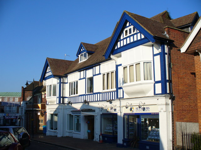 Godalming Conservative Club by Colin Smith
