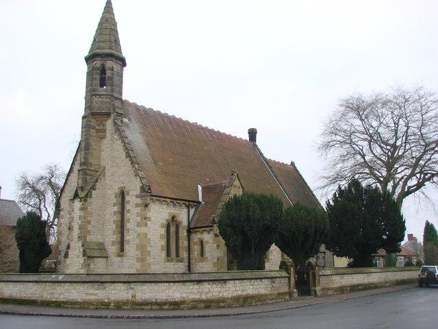 The Church of St Saviour, Harome