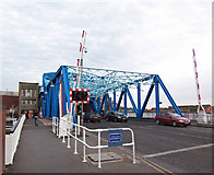 TA1029 : North Bridge, Hull by David Wright