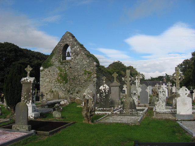 Church and graveyard, Ardcath, Co. Meath