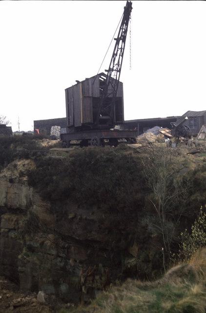 Wall Nook Quarry, Greetland