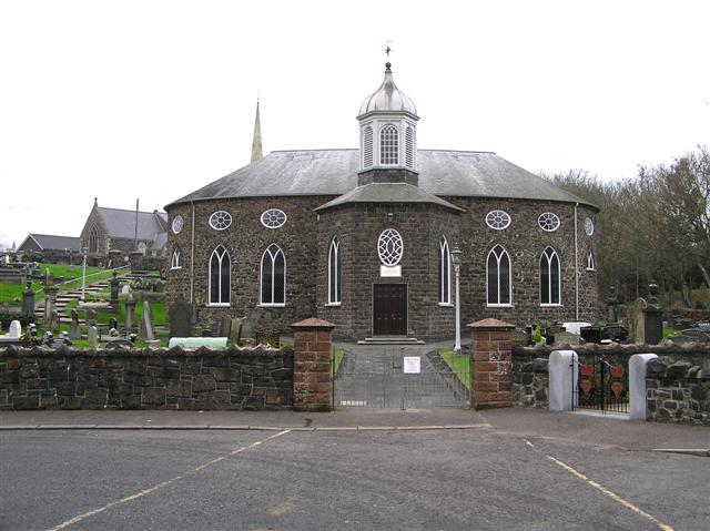 Randalstown Old Congregation 169 Kenneth Allen