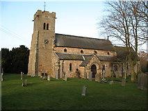 SE3092 : Church of St Radegund, Scruton by Gordon Hatton