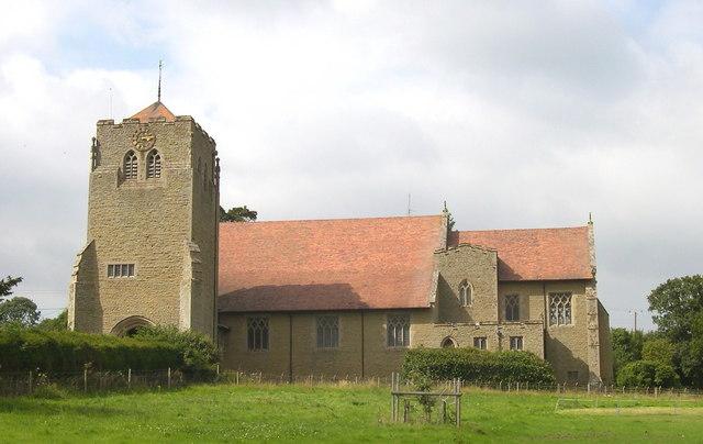 All Saints Church, Richards Castle