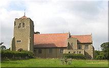 SO4970 : All Saints Church, Richards Castle by Philip Pankhurst