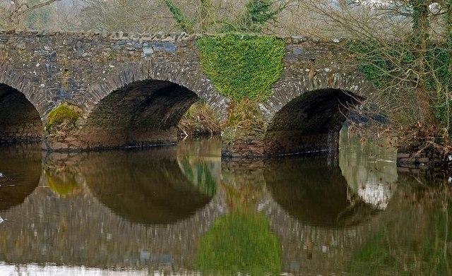 The Drum Bridge, Drumbeg
