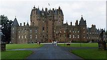 NO3847 : Glamis Castle by wfmillar