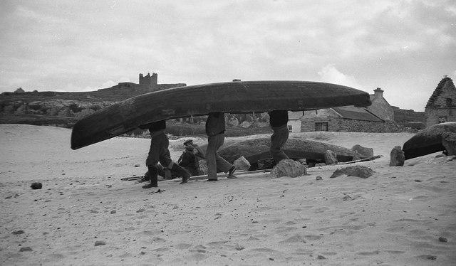 To the Sea, Inisheer, Aran Islands