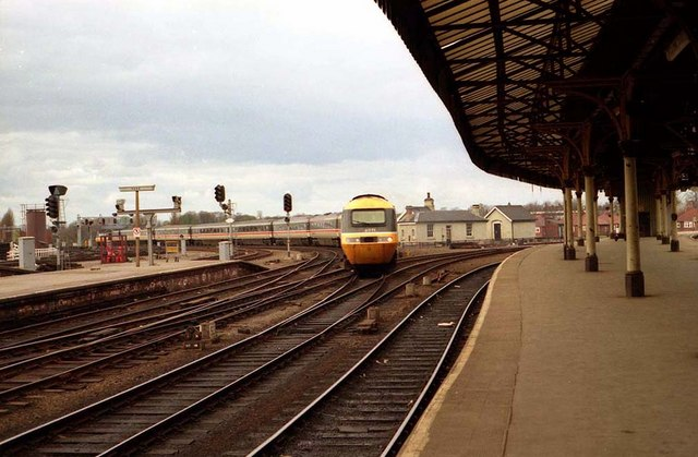 Arriving at York