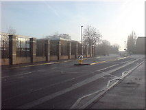 TQ7668 : Wood Street, Brompton by Danny P Robinson