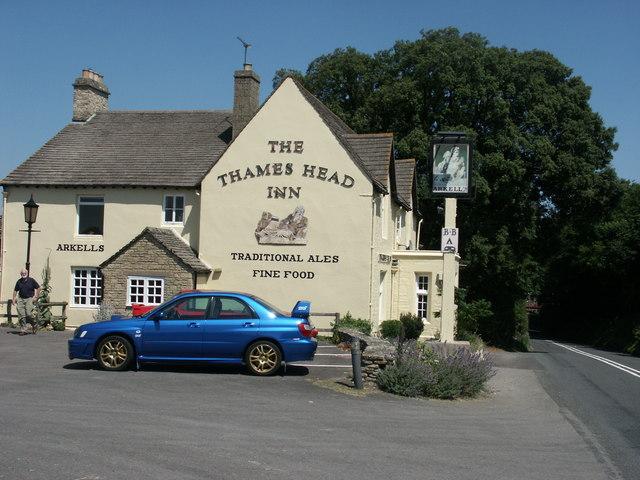 The Thames Head Inn