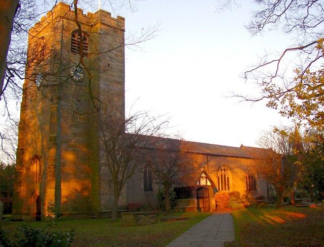 St Michael's Church, Main Road, Bolton le Sands