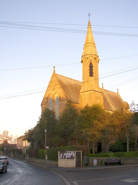 Church of St Mary of the Angels, Main Road, Bolton le Sands