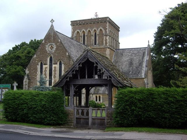 Holy Trinity Church, Botleys and Lyne, Chertsey