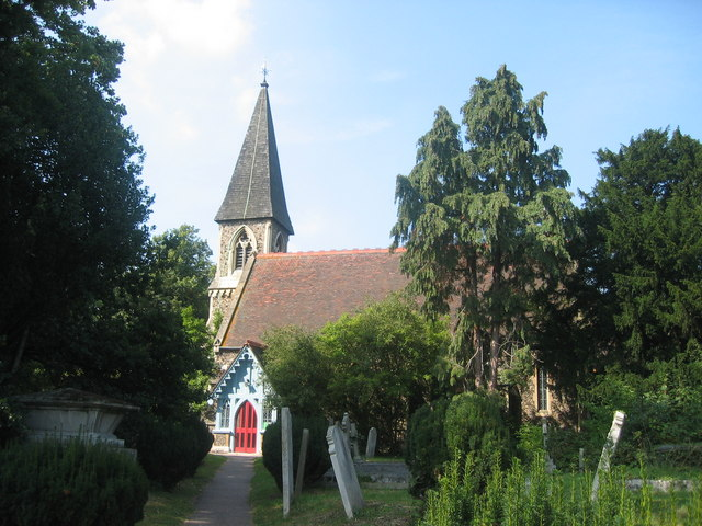 St James Church, Friern Barnet