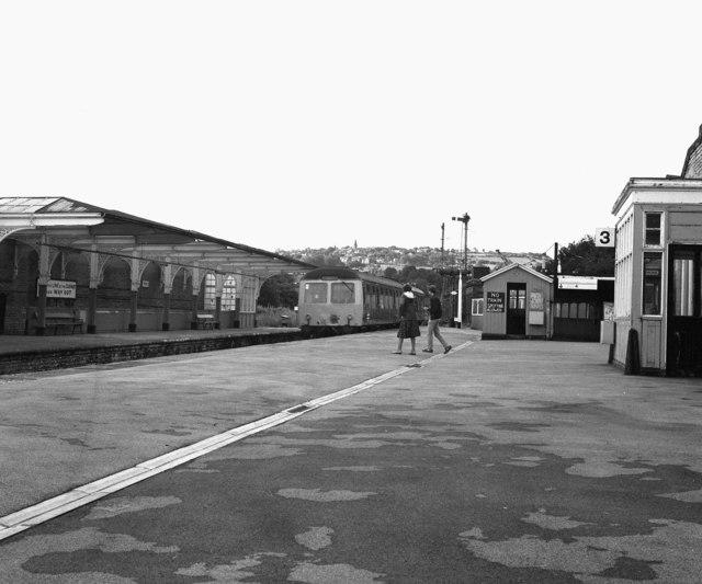 Shipley station, Yorkshire