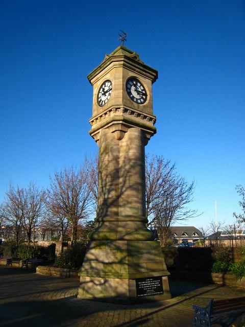 McKee Clock, Christmas morning