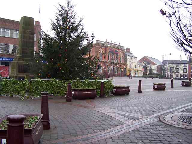 Ilkeston Market