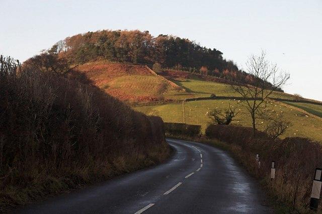 New Road near Rosedale Abbey