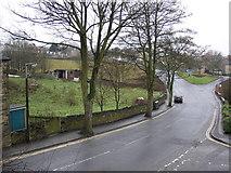 SE1321 : Christmas Day 2007, Delf Hill, Rastrick by Humphrey Bolton