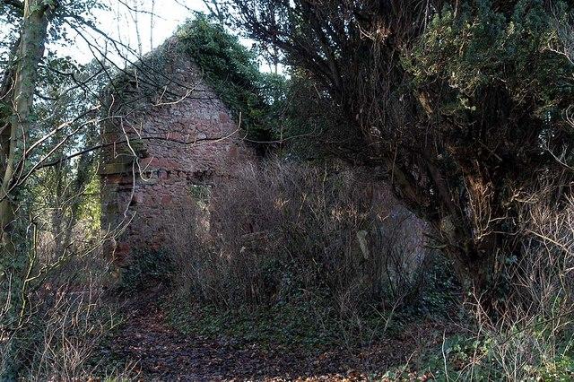 Lock Keepers House (Ruin)